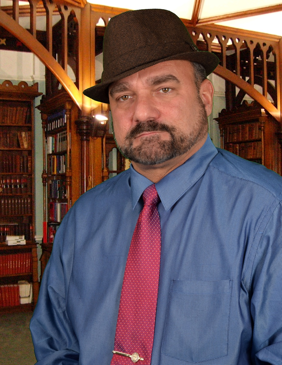 Gregg Bridgeman Editor-In-Chief